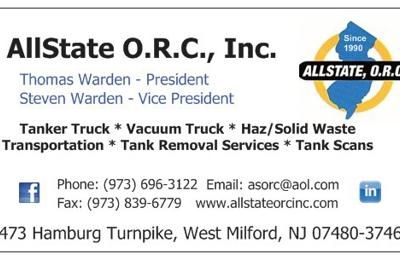 AllState O.R.C., Inc. - West Milford, NJ