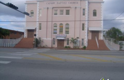 Calvary Baptist Church - Miami, FL