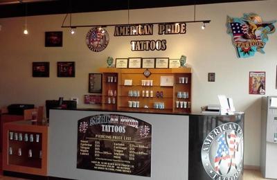 American Pride Tattoos Inc - Clarkston, MI