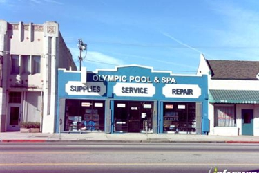 Olympic Pool & Spa Supplies & Maintenance
