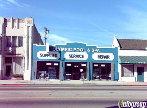 Olympic Pool & Spa Supplies & Maintenance - Los Angeles, CA