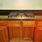 Shepherds Construction - Phoenix, AZ. Recessed cooktop cabinet