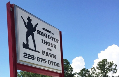 Jerry's Shootin Irons & Pawn - Ocean Springs, MS