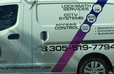 A. Medeko locksmith security systems - Miami lakes, FL