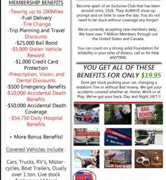 Motor Club Of America - Corpus Christi, TX