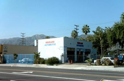 Highland Automotive - Glendale, CA