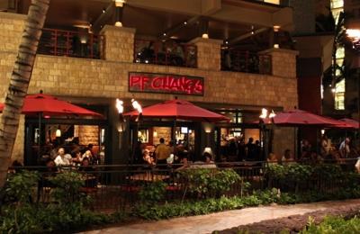P.F. Chang's China Bistro - Honolulu, HI