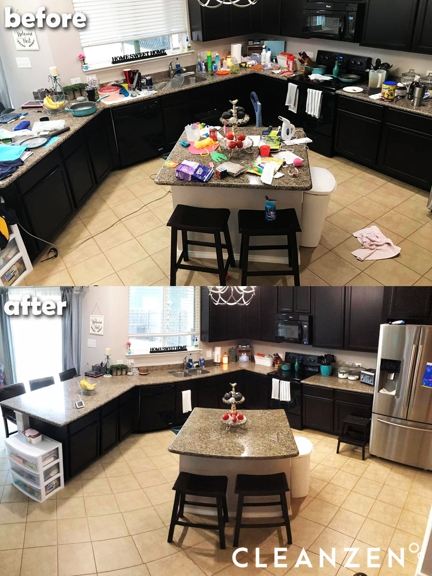 CleanZen Cleaning Services - Boston, MA. Boston Apartment Cleaning