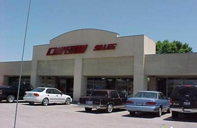 Competition Sales Inc. - Houston, TX