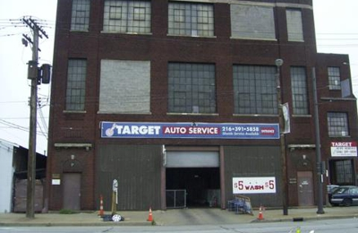 Target Auto Body - Cleveland, OH