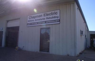 Chapman Electric Co Inc - Dallas, TX