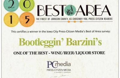 Bootleggin Barzini's - Coralville, IA