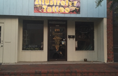 The Illustrator Tattoo - Dallas, GA. Store