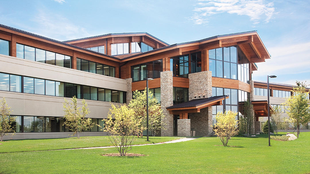 Uline Corporate Headquarters 12575 Uline Dr, Pleasant
