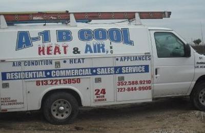A-1 B Cool Heat & Air - Dade City, FL