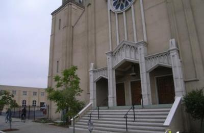 Beebe Memorial Cathedral - Oakland, CA