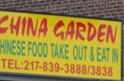 China Garden - Gillespie, IL