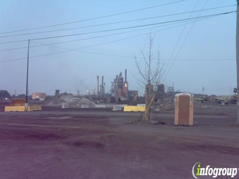 Stein Steel Mill Services Inc 2201 Edwardsville Rd