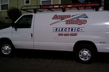 Aaron Hodge Electric