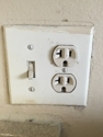 Dirty outlets
