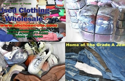 Used Clothing Wholesale >> America S Best Second Hand And Used Clothing 1301 Nw 89th Ct Doral