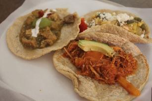 Tacos at Giusados