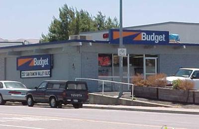 Budget Rent A Car - San Ramon, CA