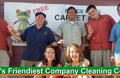 Peace Frog Carpet & Tile Cleaning - Austin, TX