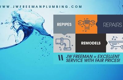 J.W. Freeman Plumbing