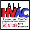ALL HVAC Services & Repairs