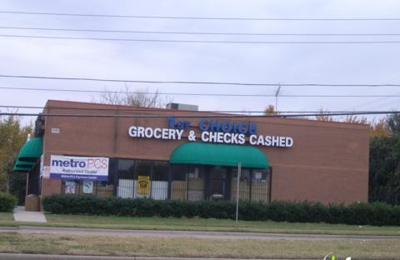 1st Choice Grocery - Dallas, TX