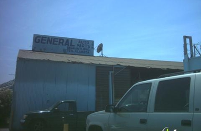 General Auto Parts >> General Auto Parts Dismantling 7673 S Alameda St Los