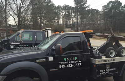 MAS Towing & Recovery - Cary, NC