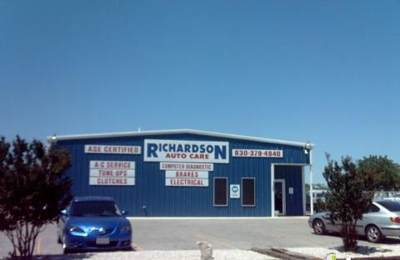 Richardson Auto Care Inc. - Seguin, TX