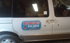 Royal Rose Cab