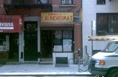 You's Cornelia Street Laundromat 30 Cornelia St, New York
