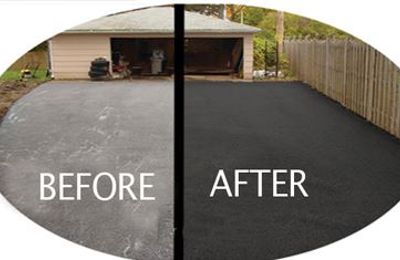 """Mike's Driveway Sealcoating """"Seal King"""""""