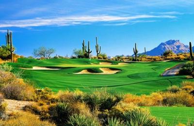 Troon North Golf Club - Scottsdale, AZ