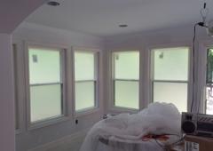 Randy Johnson Painting And Drywall - West Monroe, LA. sunroom before