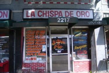 La Chispa De Oro Restaurants