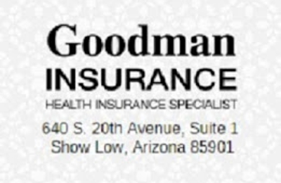 Goodman Insurance - Show Low, AZ