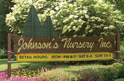 Johnson S Nursery Inc Menomonee Falls Wi