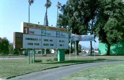 Van Buren Drive Inn Theater - Riverside, CA