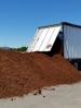 We sell red fir, dark fir, fresh hemlock and dark  hemlock bark mulch.
