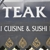 Teak Thai Cuisine and Sushi Bar