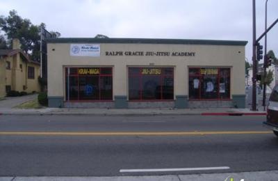 Gracie Ralph Jiu-Jitsu - Berkeley, CA
