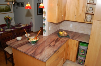 Beautiful Granite Home Design   Utica, MI