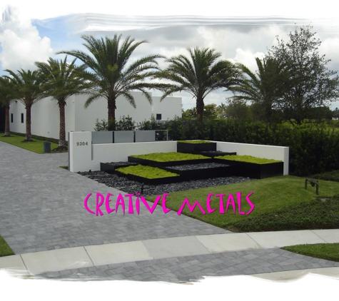 Creative Metals Products & Fencing Inc - Boynton Beach, FL