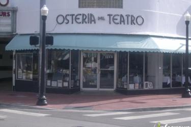 Osteria Del Teatro