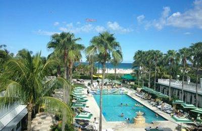 Kimpton Surfcomber Hotel Miami Beach Fl
